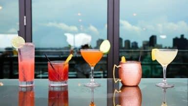 nola hotel bars
