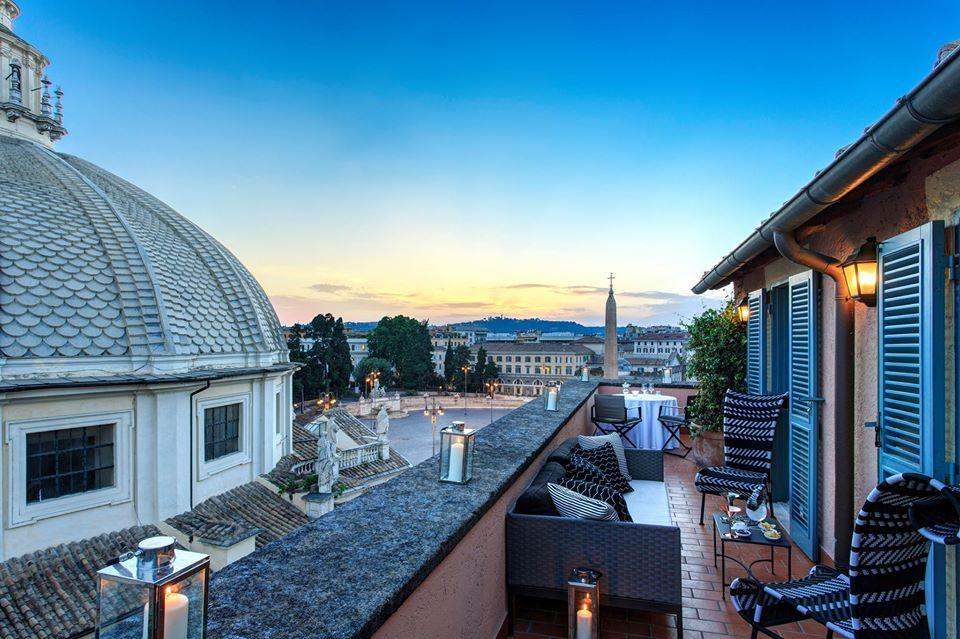 hotel suites rome