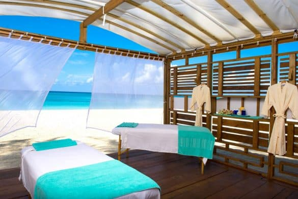 Best hotel spas in the Cayman Islands