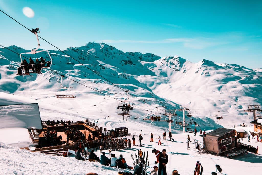 Best Ski Resorts In The French Alps