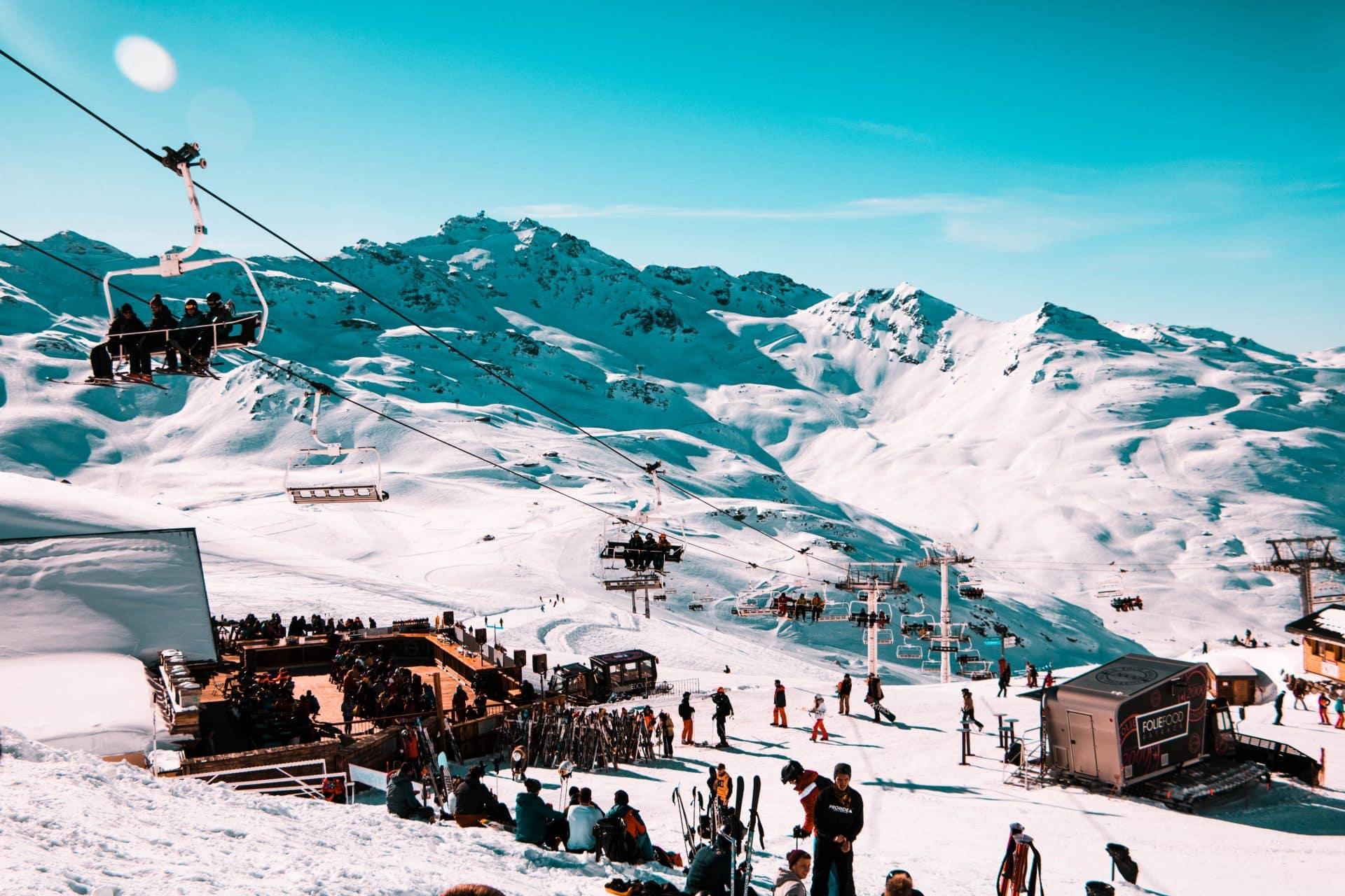 Best Ski Resorts In The French Alps