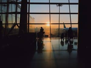 the busiest airports in Asia