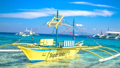 Get From Caticlan to Boracay