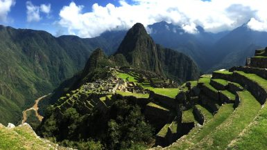 Bucket List South America