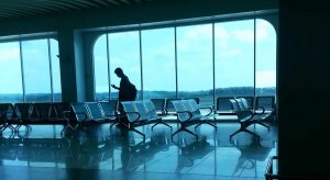 Asias Busiest Airports at Christmas
