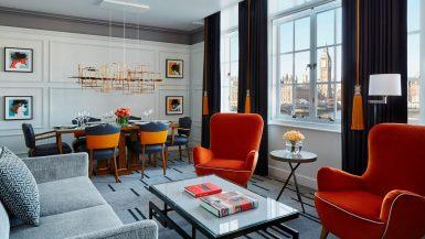 london hotel suites