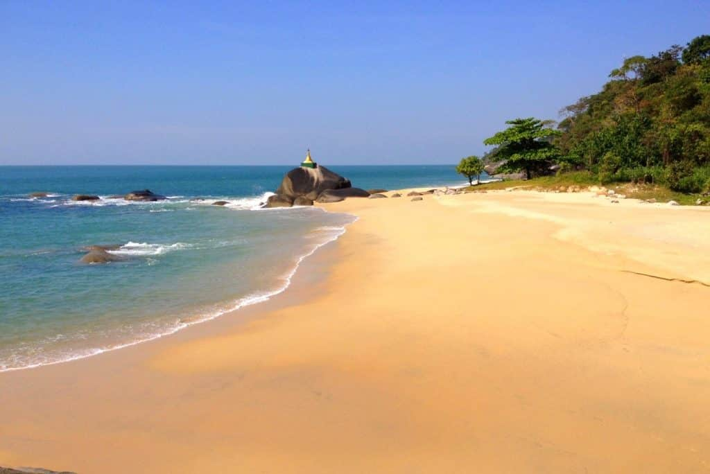 Beaches In Myanmar