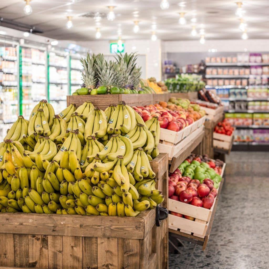 food halls Stockholm
