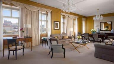 prague hotel suites