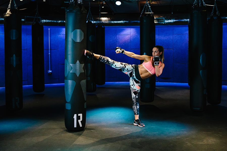 fitness classes in London