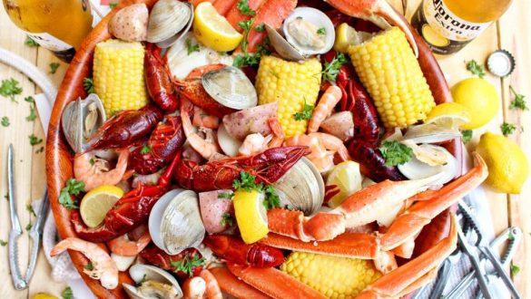 seafood in savannah