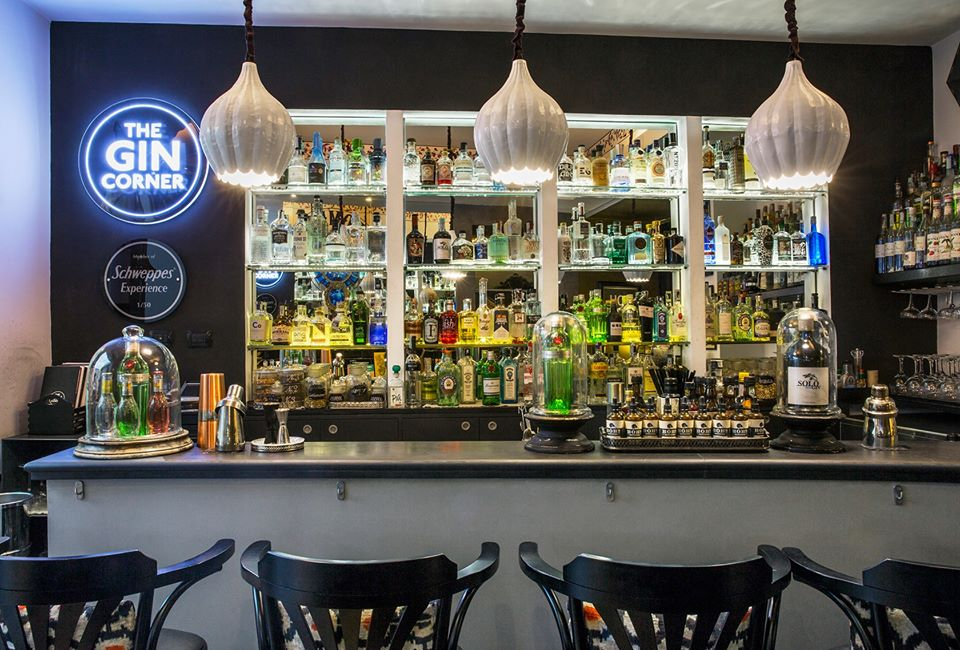 hotel bars rome