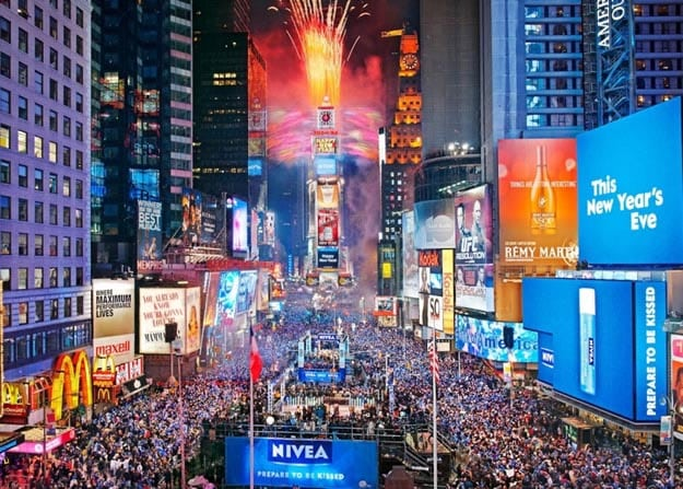 Image result for times square nyc 2020 ball drop