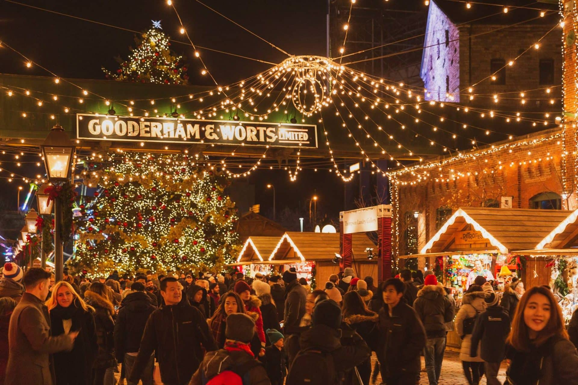 The 50 Best Christmas Markets In The