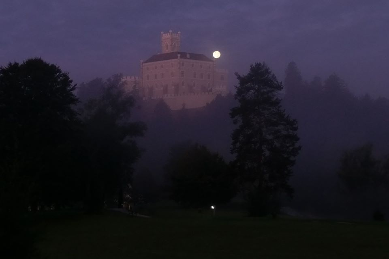 castles to visit in croatia