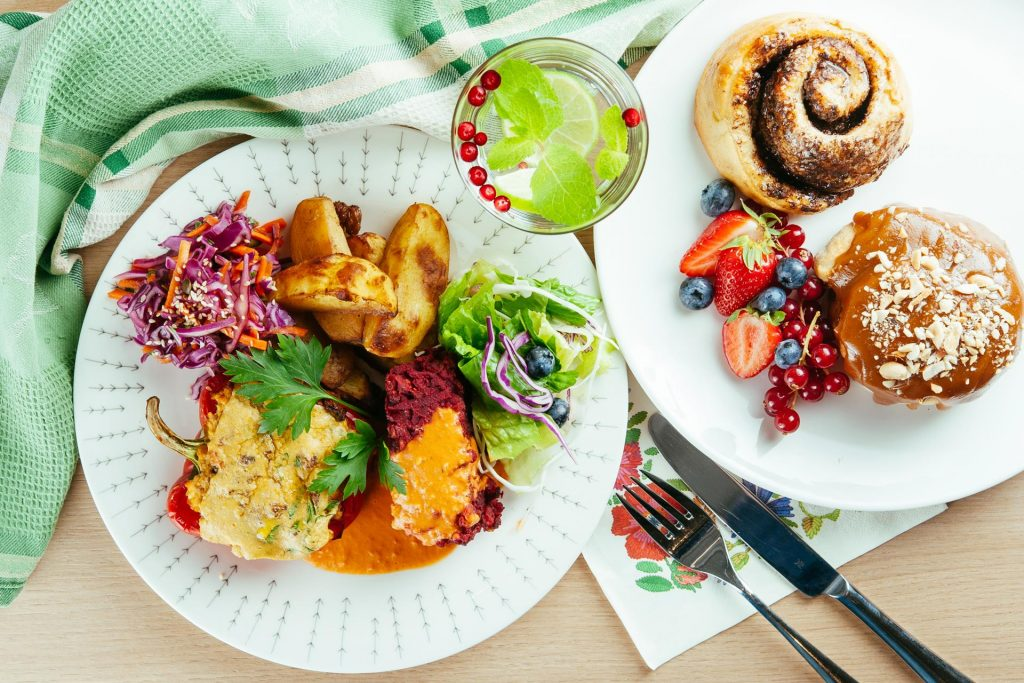 Vegan-Friendly Restaurants In Tallinn