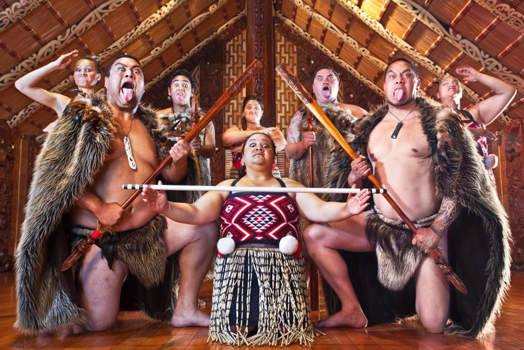 Māori Culture In New Zealand