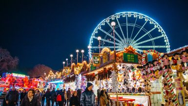 Christmas Markets UK 2019