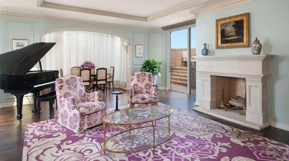 hotel suites new orleans