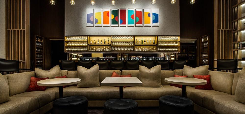 Trendy Wine Bar in New York