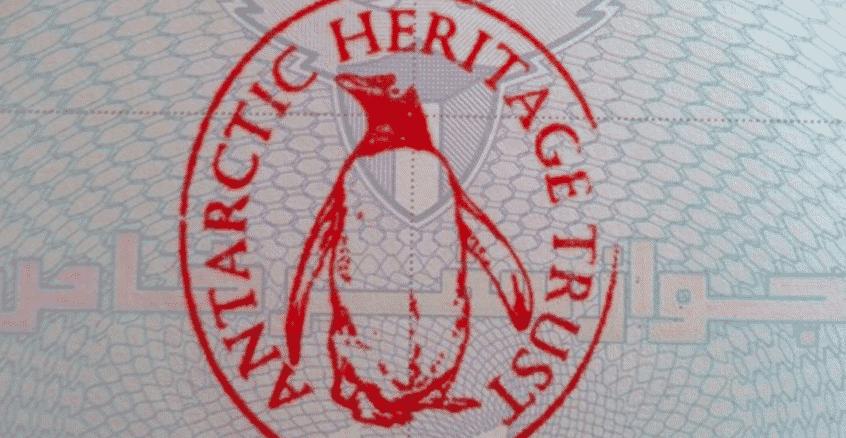 Antarctica Passport Stamps