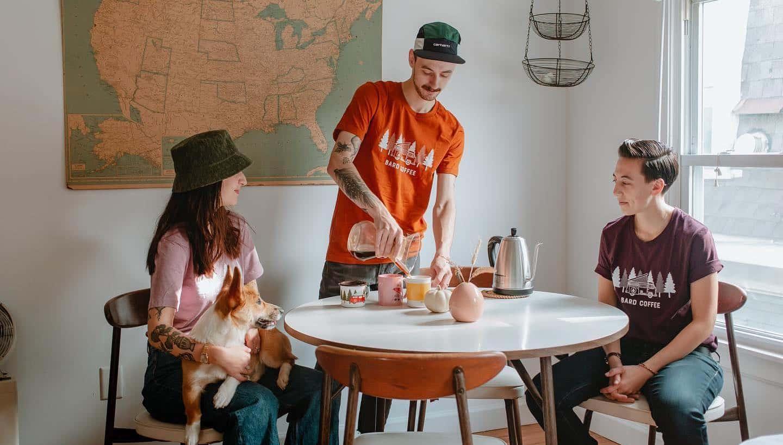 Portland Maine Best Cafes