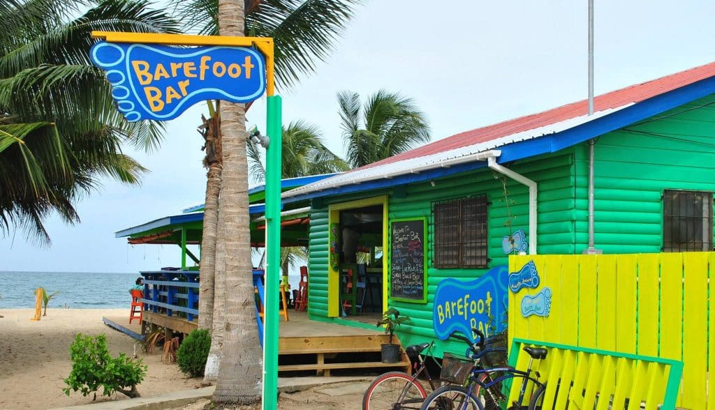 best bars Belize