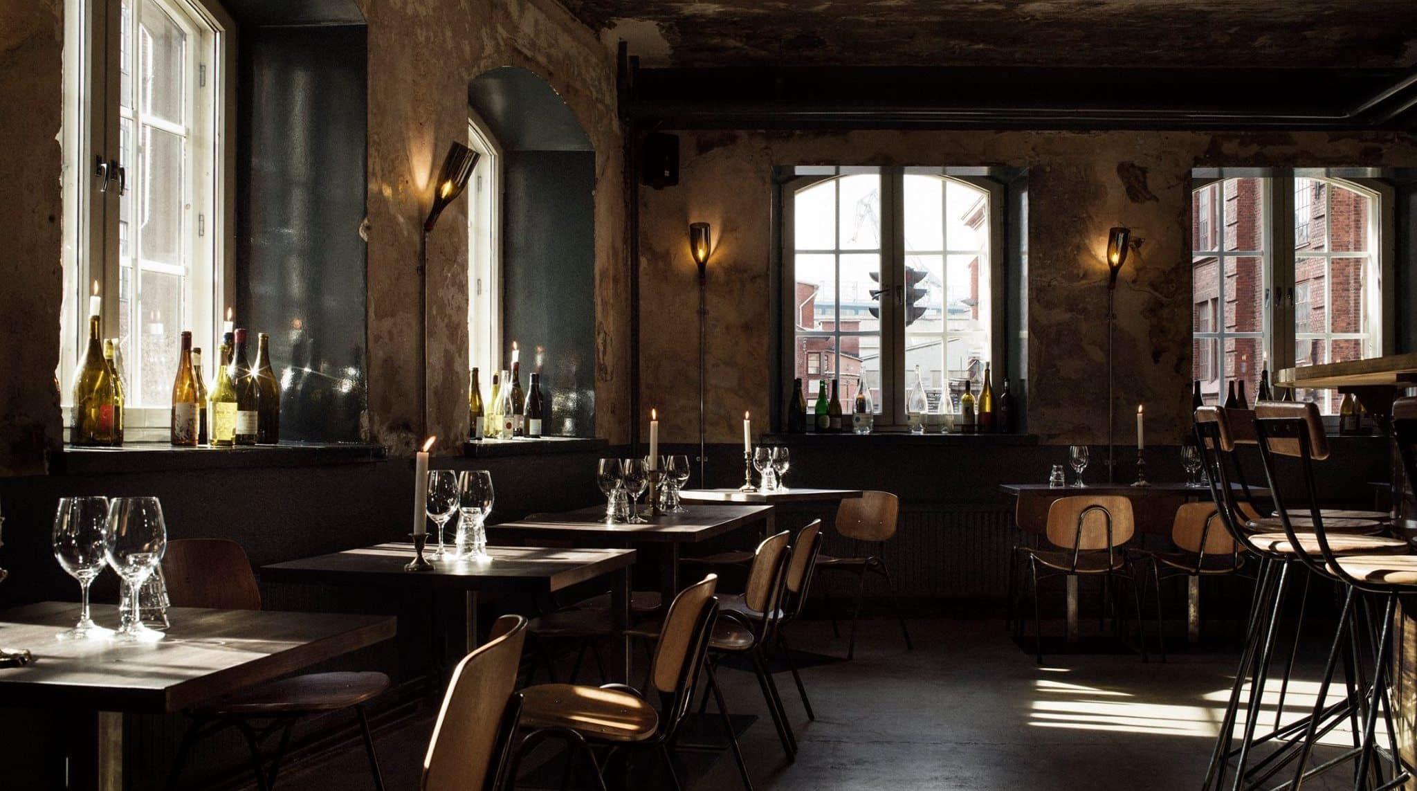 Best Wine Bars in Helsinki