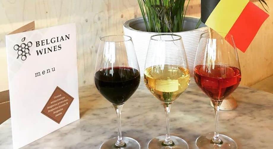 Best Wine Bars in Belgium
