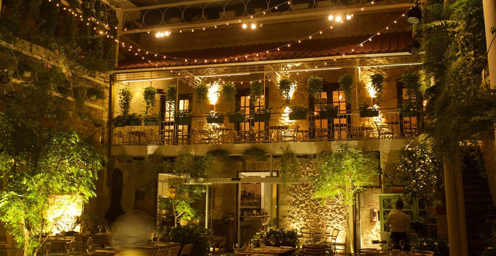 Santo Domingo Romantic Restaurants