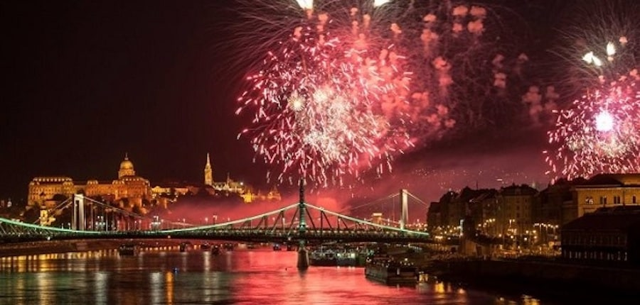 Where to Celebrate NYE in Europe