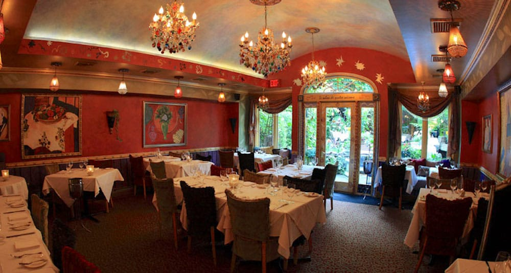 Romantic Restaurants in New Jersey