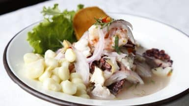 Where to Eat Ceviche in Lima