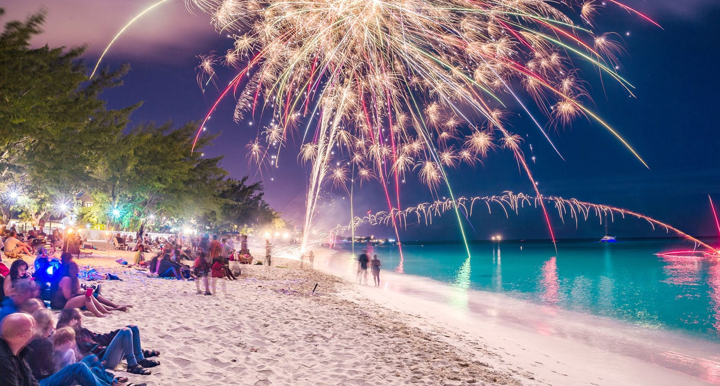 Where to Celebrate NYE in Caribbean
