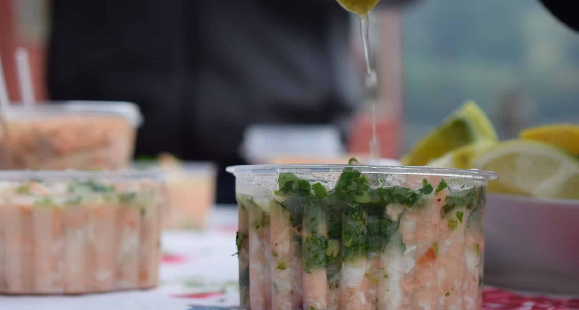 Best Ceviche in Lima