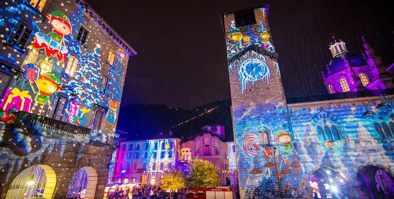 Citta dei Balocchi Como Italy Christmas
