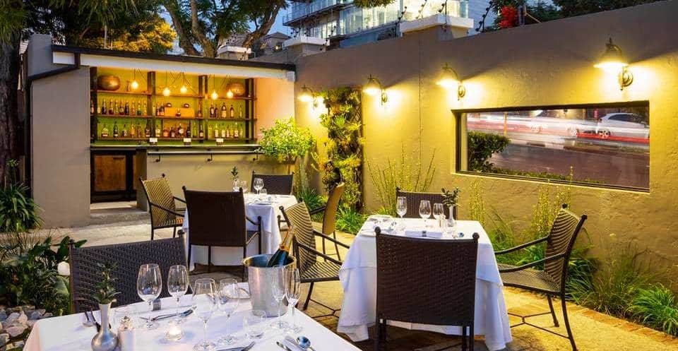 Date Night Restaurants in Johannesburg