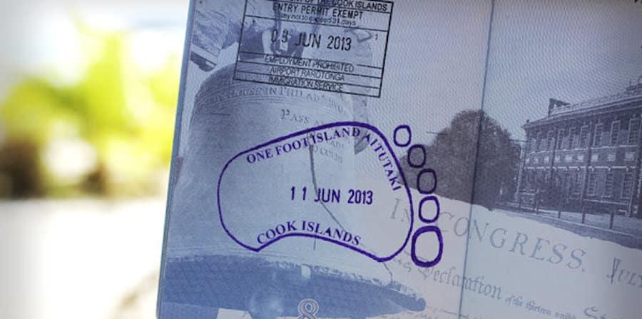 Coolest Passport Stamps