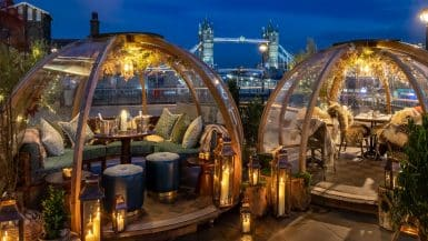Best Winter Rooftop Bars In London