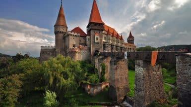 Fairytale Castles In Romania