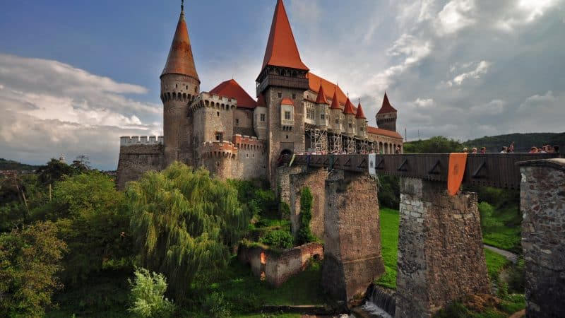 Fairytale Castles In Romania