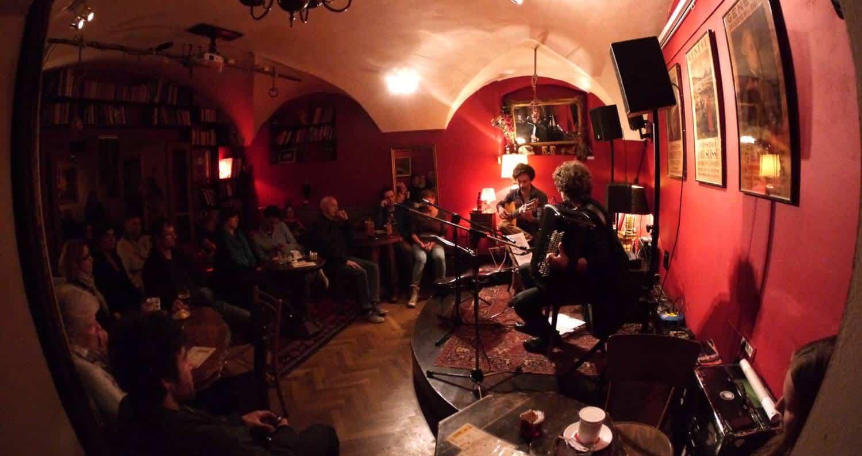 Live Music Venues in Ljubljana