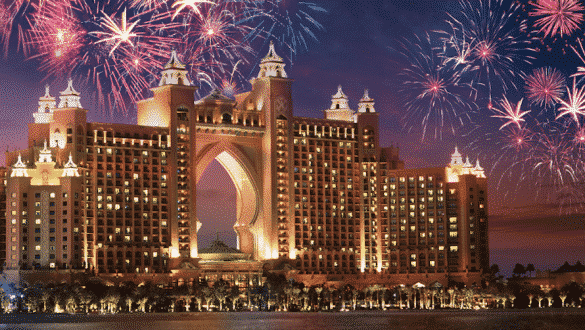Where To Celebrate New Year's Eve 2020