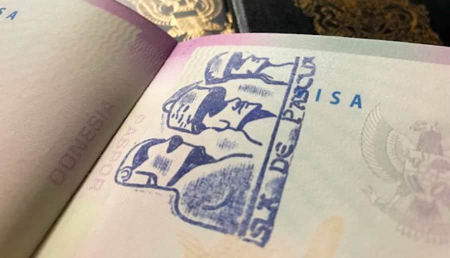 How to Get the Easter Island Passport Stamp