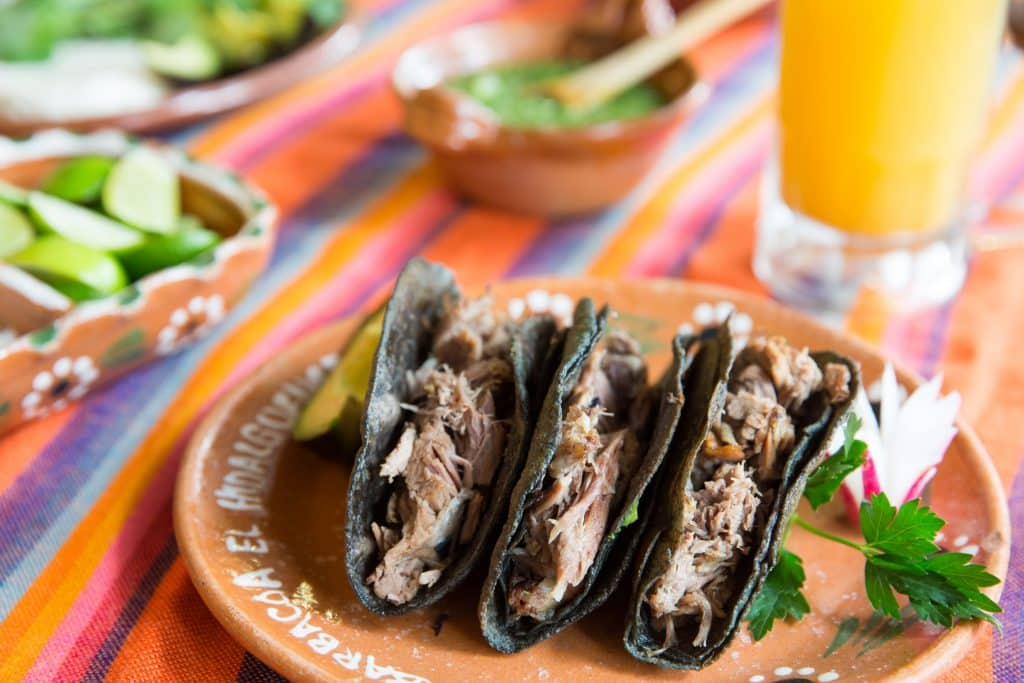 Places To Eat In Mexico City