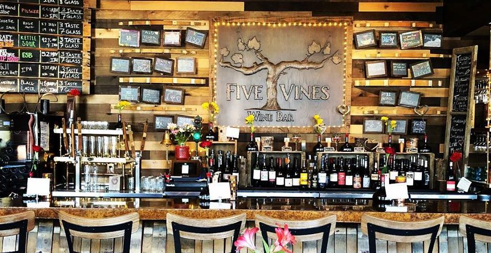 Best Wine Bars in California