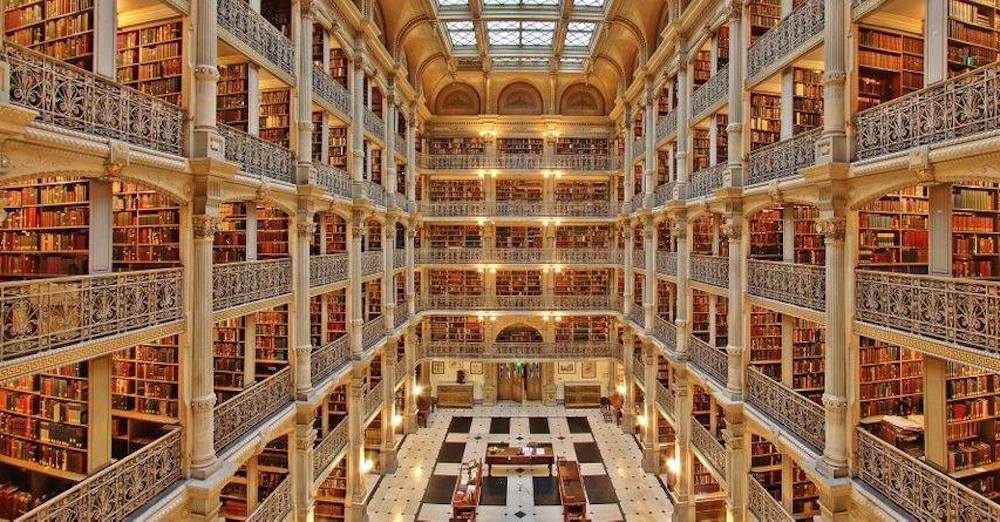 Most Beautiful Libraries in America