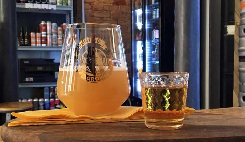 Glasgow Craft Beer Bars