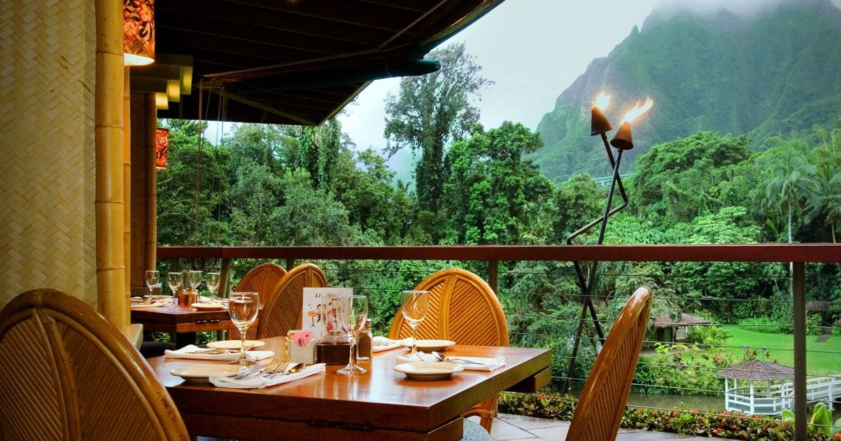 Most Romantic Restaurants in Hawaii