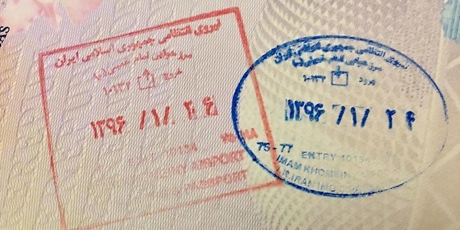 Coolest Passport Stamps in the World